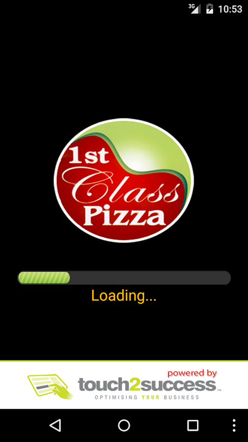 1st Class Pizza Mansfield- screenshot