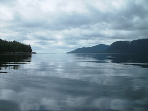 Photo: Finlayson Channel looking south.