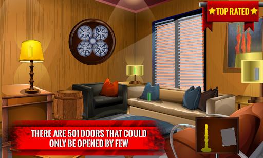 501 Free New Room Escape Games - unlock doors  {cheat|hack|gameplay|apk mod|resources generator} 1