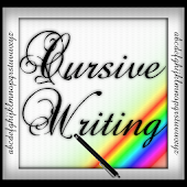 Best Kids Cursive Writing ABC