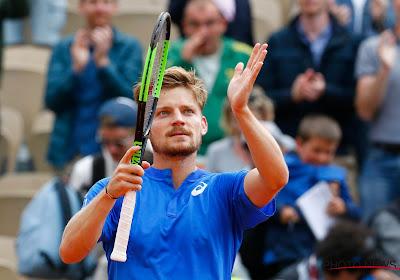 Meteen clash tussen grandslamkampioenen op Roland Garros, Goffin tegenover toptalent Sinner