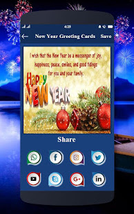 2018 new year greetings cards new year card apps on google play screenshot image m4hsunfo