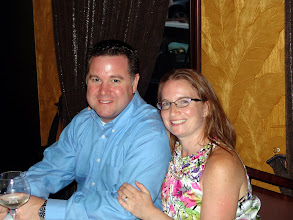 Photo: (OVC RP Chair) Stephen & Tracy Lynch