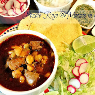 How to Make Red Pozole / Cómo Hacer Pozole Rojo