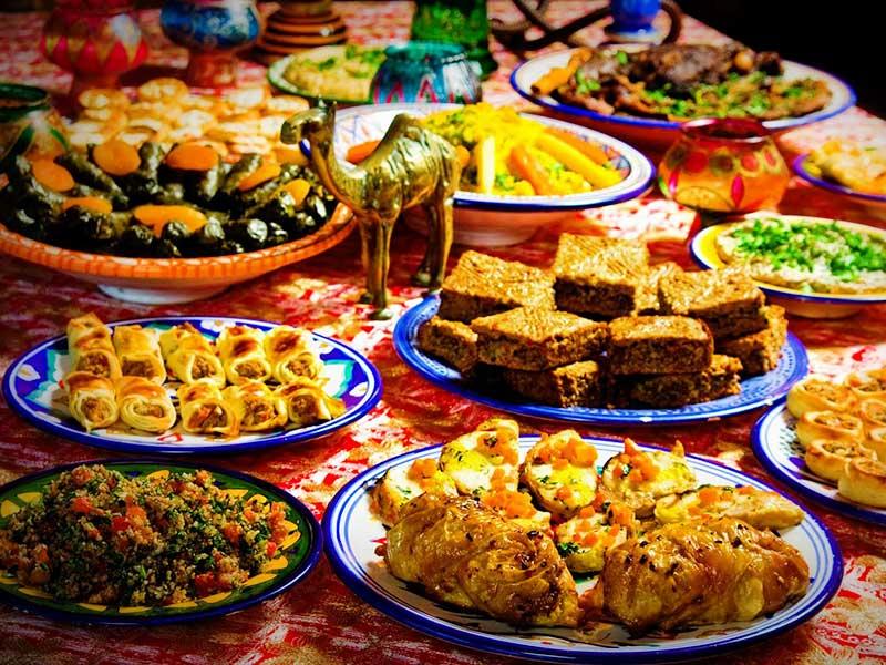 Khám phá thiên đường ẩm thực ở Dubai