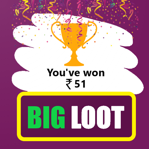 Big Loot : Scratch & Spin to Win