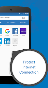 Private Browser – Proxy Browser App Download For Android 2