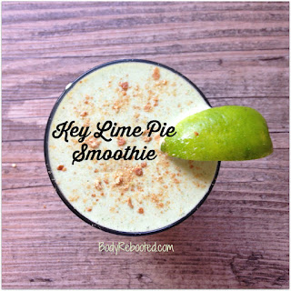 KEY LIME PIE SMOOTHIE Recipe