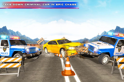 Police Chase Dodge: Police Chase Games 2018 1.0 screenshots 8
