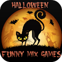 Halloween Games Mix icon