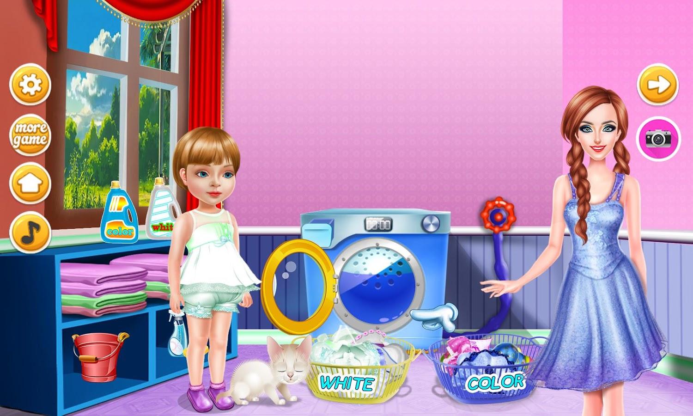 Lave bebé juegos de lavandería   aplicaciones de android en google ...