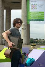 Photo: Ударим фоамираном по садам и паркам 2013! (Заезд на площадку)