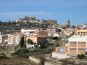 Photo: Odena i el castell