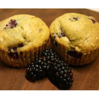 Blackberry Sage Muffins