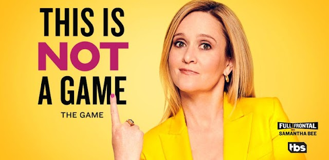 This is Not a Game by Sam Bee