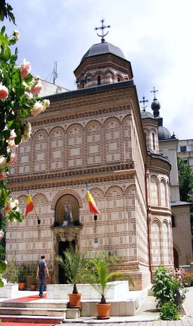 Mihai Voda Monastery Bucharest, Romania