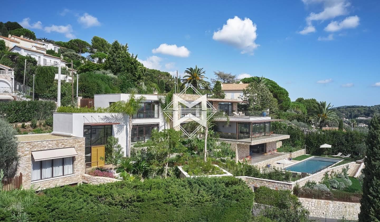 Villa avec piscine et terrasse Mougins