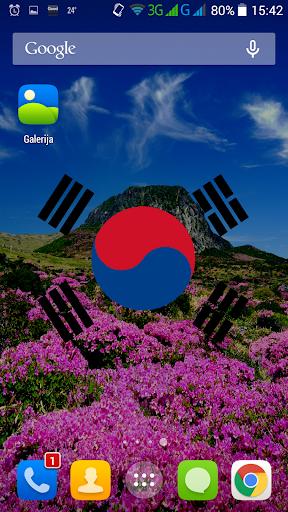 South Korea live wallpaper