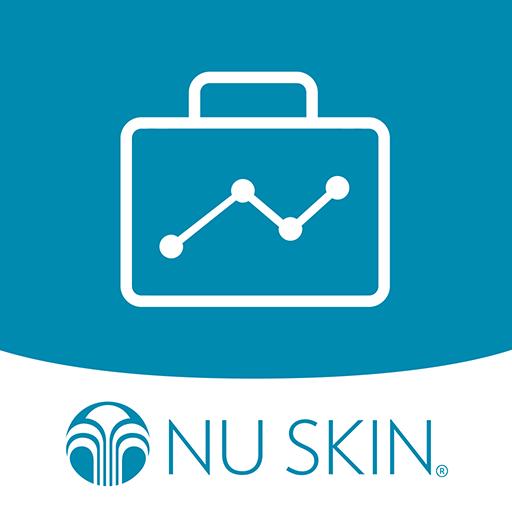商业のMy Nu Skin LOGO-記事Game
