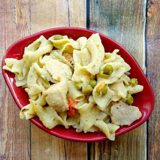 One-Pot Creamy Chicken and Noodles.