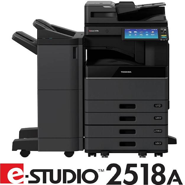 Máy photo Toshiba thế hệ mới 2518A