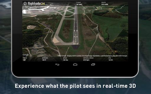 Flightradar24 - Flight Tracker app for Android screenshot