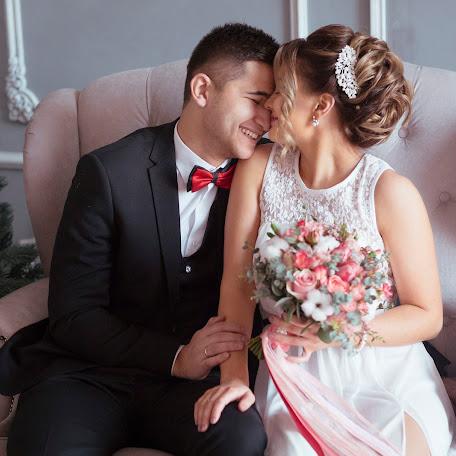 Wedding photographer Yana Slavinskaya (sentyabryaka). Photo of 27.11.2017