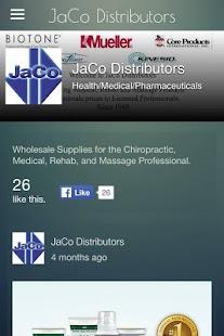 Tải JaCo Distributors APK