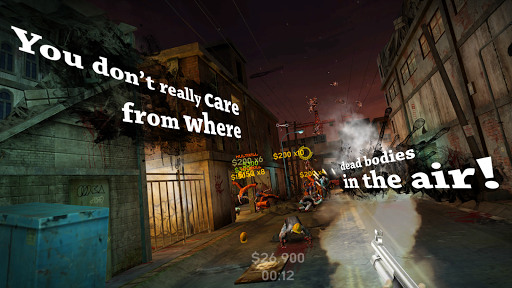 DEAD TARGET VR: Zombie Intensified game (apk) free download for Android/PC/Windows screenshot