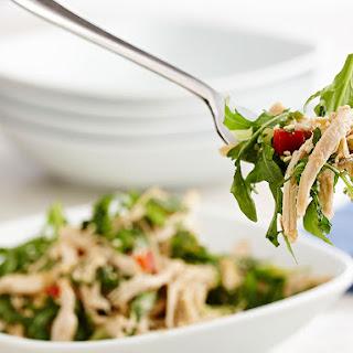 Sesame Ginger Chicken Salad Recipe