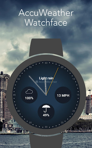 AccuWeather: Weather Forecast & Real Time Reports app (apk) free download for Android/PC/Windows screenshot