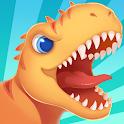 Jurassic Dig - Dinosaur Games for kids icon
