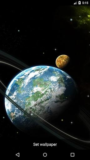 Planet 12 Live Wallpaper