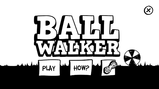 Ball Walker- screenshot thumbnail