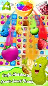 Candy Fruit Garden screenshot 0