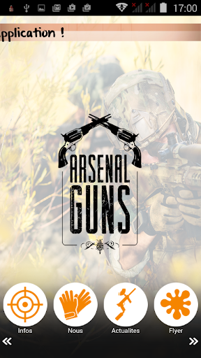 Arsenal Guns
