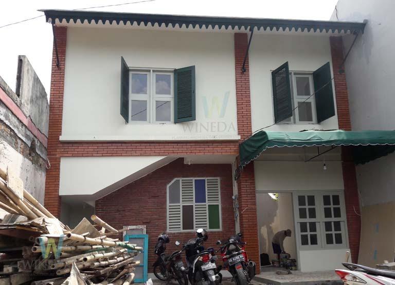 Proses Pembangunan Guesthouse dan Kost