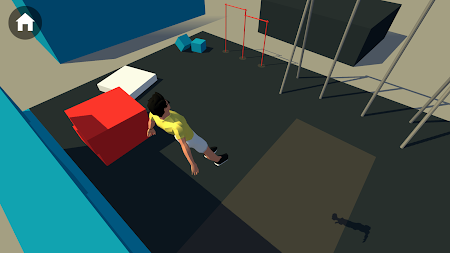 Parkour Flight APK screenshot thumbnail 2