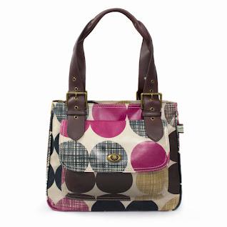 Tadeshi Classic Shoulder Bag
