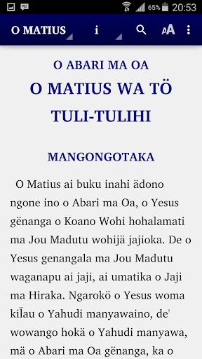 Alkitab Tobelo