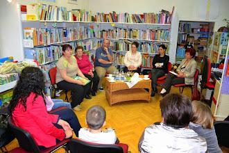 Photo: Multikulturne zgodbe v Knjižnici F. K. Meška Ormož. (Foto Špela Borko)