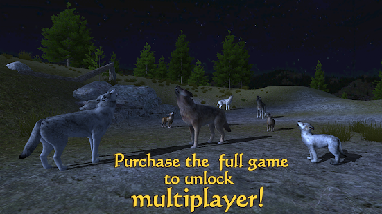 WolfQuest- screenshot thumbnail