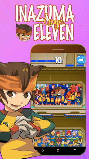 Inazuma Escape Eleven Football Game 1.0.5 PC u7528 6