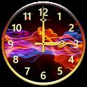 Fire Clock Widget icon