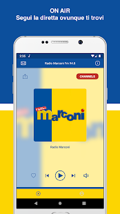 Download Radio Marconi Fm 94.8 For PC Windows and Mac apk screenshot 2