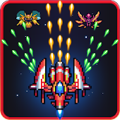 Galaxy Wars : Special AirForce vs Alien