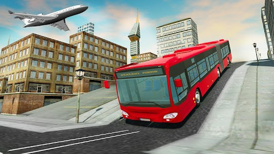 Metro Bus Public Transport : Bus Simulator Offroad 10