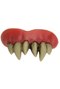 Vampyrtänder, formbara