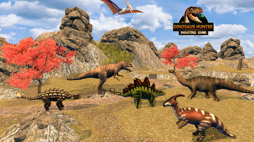 Dinosaur Hunter Wild Animals for PC