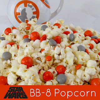 Star Wars BB-8 Popcorn